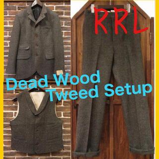 ダブルアールエル(RRL)のRRL ジャケット ベスト パンツ / ラルフローレン コート シャツ レザー(テーラードジャケット)