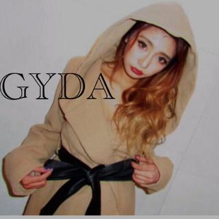 ジェイダ(GYDA)の人気商品★GYDA BIGフードコート★ガウンコート★ジャケット(ロングコート)