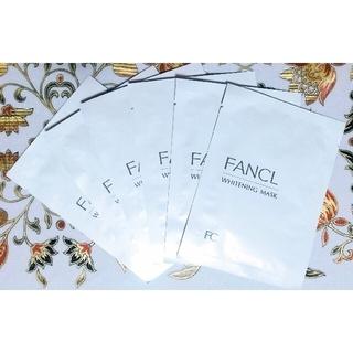 ファンケル(FANCL)のファンケル ホワイトニング マスク(21ml*6枚入)(パック/フェイスマスク)