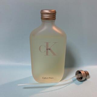 シーケーカルバンクライン(ck Calvin Klein)のカルバンクライン CK-ONE(シーケーワン)(ユニセックス)