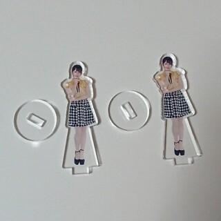 ♥浅倉×2♥ コレクションフィギュアスタンド FSK(アイドルグッズ)