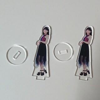 ♥小林×2♥ コレクションフィギュアスタンド FSK(アイドルグッズ)