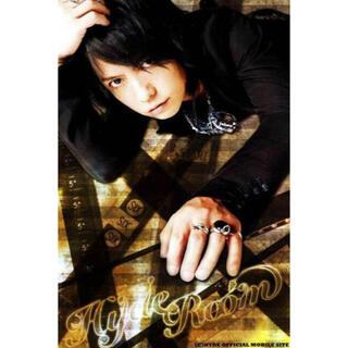 ラルクアンシエル(L'Arc~en~Ciel)のgunda DUCT RING 10号 Hyde着用🌈  けい様専用(リング(指輪))