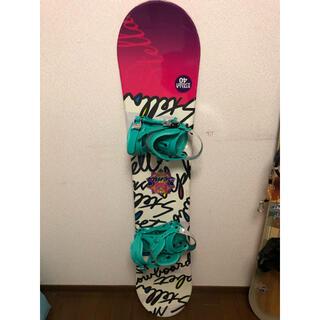 スノーボード 板 137cm(ボード)