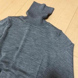 ムジルシリョウヒン(MUJI (無印良品))の無印良品☆タートルネックセーター(ニット/セーター)