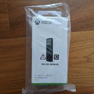 エックスボックス(Xbox)のXBOX ワイヤレスアダプター for Windows10(その他)