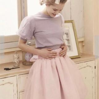 メゾンドフルール(Maison de FLEUR)のメゾンドフルールプチローブ♡スカート(ひざ丈スカート)