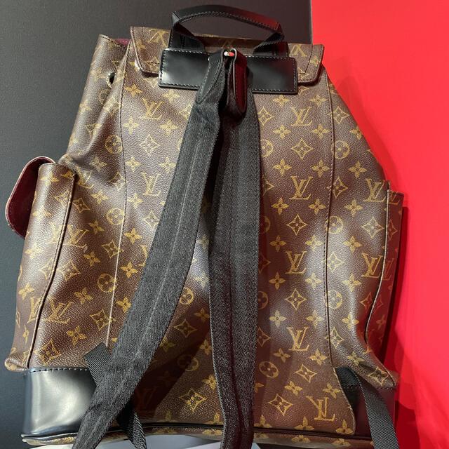 LOUIS VUITTON(ルイヴィトン)の新品 ルイヴィトン モノグラム リュック メンズのバッグ(バッグパック/リュック)の商品写真