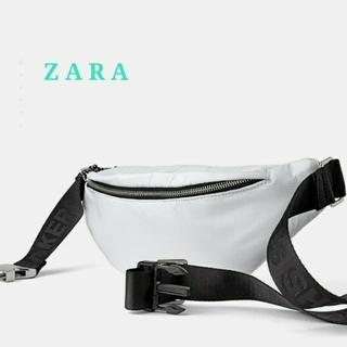 ザラ(ZARA)のZARA ザラ ボディバッグ クロスボディバッグ ベルトバッグ ウエストポーチ(ボディーバッグ)
