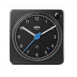 フラグメント(FRAGMENT)のBraun×Fragment BC02XBFU ブラック(置時計)
