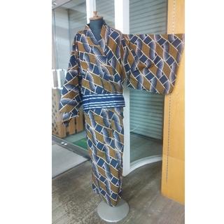 メンズ 浴衣 & 帯(浴衣帯)