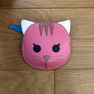 フルラ(Furla)の正規品 FURLA ネコちゃん コインケース ピンク(コインケース)