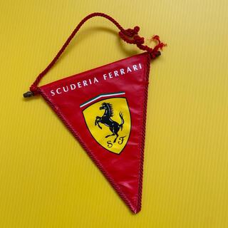 フェラーリ(Ferrari)のフェラーリ Ferrari  オフィシャル 破れにくい素材の ミニ タペストリー(その他)