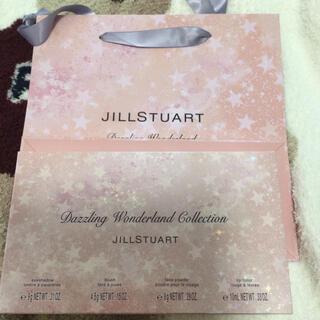 ジルバイジルスチュアート(JILL by JILLSTUART)のジルスチュアートクリスマスコフレ2020(コフレ/メイクアップセット)