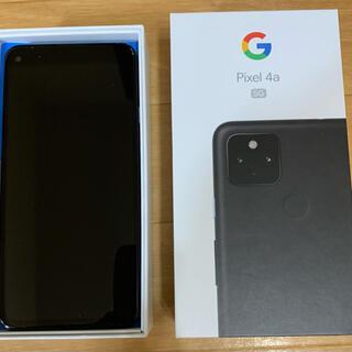グーグルピクセル(Google Pixel)のひかりさん専用 Pixel 4a(5g) 128GB (携帯電話本体)