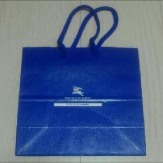 バーバリーブルーレーベル(BURBERRY BLUE LABEL)のバーバリー ショップ袋(ショップ袋)