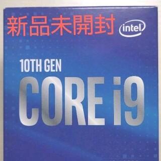 intel core i9-10900 新品(PCパーツ)