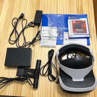 プレイステーションヴィーアール(PlayStation VR)のPlayStationVR CUH-ZVR2 & バイオハザード7 ソフト(その他)