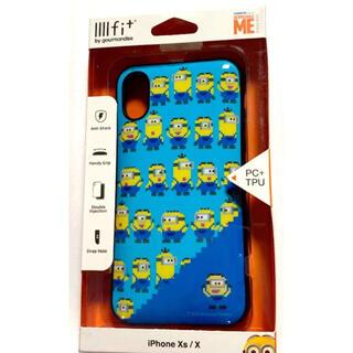 ミニオン(ミニオン)の怪盗グルーシリーズイーフィットiPhoneXs/X対応(iPhoneケース)
