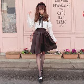 メゾンドフルール(Maison de FLEUR)のMaison de FLEUR Petite Robe(ひざ丈スカート)