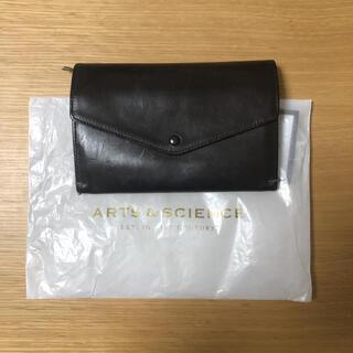 ヤエカ(YAECA)のARTS&SCIENCE アーツアンドサイエンス 4 pocket purse(財布)