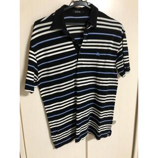 バーバリーブラックレーベル(BURBERRY BLACK LABEL)のバーバリーブラックレーベルのポロシャツ!(ポロシャツ)