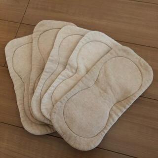 クッカ(kukkA)のkucca 成形布おむつ 5枚セット(布おむつ)