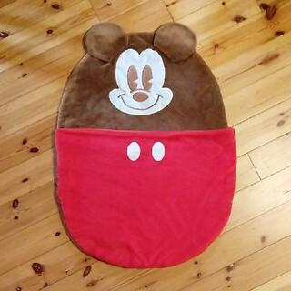 ディズニー(Disney)のベビーお昼寝マット ミッキー(ベビー布団)