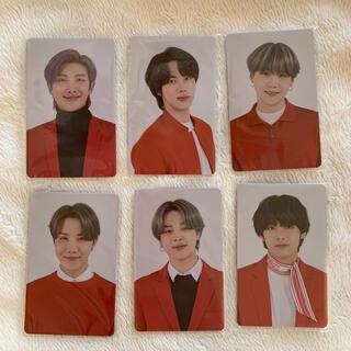 ボウダンショウネンダン(防弾少年団(BTS))のカードチケット BTS(アイドルグッズ)