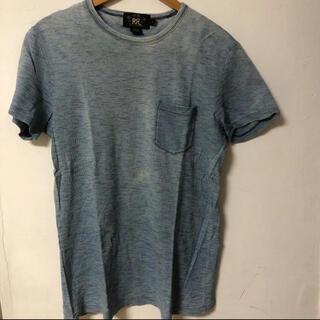 ダブルアールエル(RRL)のRRL インディゴTシャツ(Tシャツ/カットソー(半袖/袖なし))