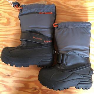 コロンビア(Columbia)のコロンビア スノーブーツ 新品未使用 13cm(ブーツ)