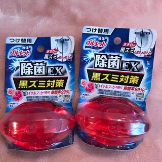 コバヤシセイヤク(小林製薬)の液体ブルーレット詰替 除菌EX 黒ずみ対策 ロイヤルブーケ(洗剤/柔軟剤)