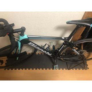 ビアンキ(Bianchi)のBianchi ロードバイク aria105(自転車本体)