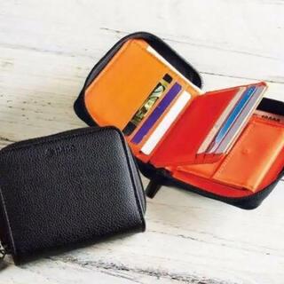 ナノユニバース(nano・universe)のカード一括管理二つ折り財布(折り財布)