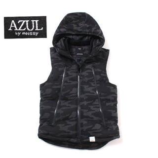 アズールバイマウジー(AZUL by moussy)の【AZUL BY MOUSSY】中綿ベスト(ダウンベスト)