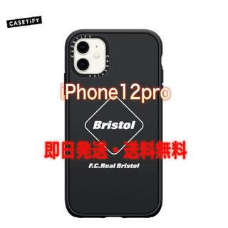 エフシーアールビー(F.C.R.B.)の【shu様専用】Bristol × Casetify iPhone12ケース (iPhoneケース)