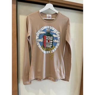 ヴィヴィアンウエストウッド(Vivienne Westwood)のVivienne Westwood ロングTシャツ(Tシャツ/カットソー(七分/長袖))