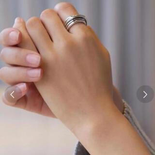 フィリップオーディベール(Philippe Audibert)のフィリップオーディベール 4ラインリング 指輪★イエナ、ユナイテッドアローズ(リング(指輪))