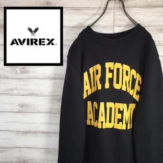 アヴィレックス(AVIREX)のAVIREX アヴィレックス トレーナー スウェット Mサイズ 送料無料(スウェット)