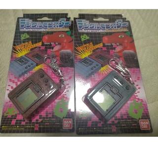 バンダイ(BANDAI)のデジタルモンスター 復刻2種(携帯用ゲーム機本体)