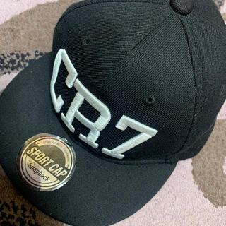 CR7  クリロナ帽子 キッズ(帽子)