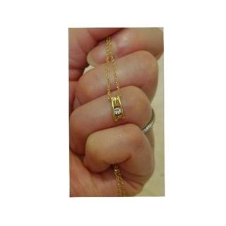 ジュエリーマキ(ジュエリーマキ)のジュエリーマキ  ダイヤモンド K18 ネックレス(ネックレス)