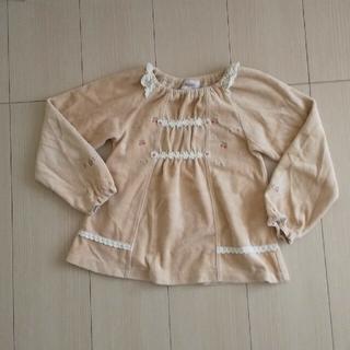 スーリー(Souris)のSouris size120 カットソー(Tシャツ/カットソー)