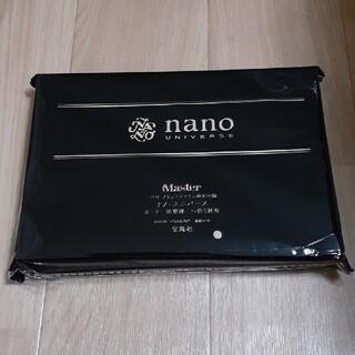 ナノユニバース(nano・universe)のナノ・ユニバース カード一括管理二つ折り財布★新品未開封(折り財布)
