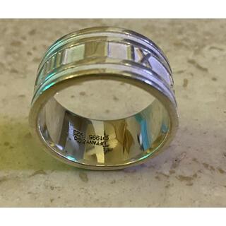 ティファニー(Tiffany & Co.)の■ティファニー ■アトラス ■リング ■指輪 ■SV925■24号■(リング(指輪))