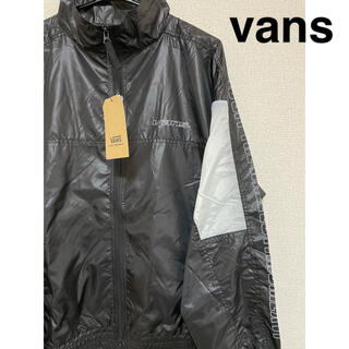 VANS - 【新品未使用】vans バンズ ナイロンジャケット Mサイズ タグ付き