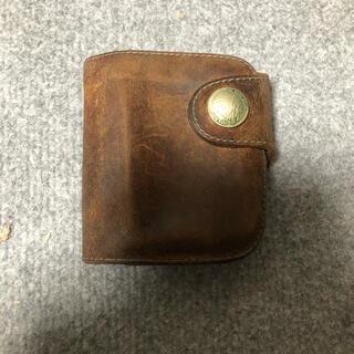 レッドムーン(REDMOON)のアオ様 レッドムーン レザーウォレット(折り財布)