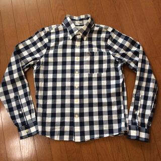 アバクロンビーアンドフィッチ(Abercrombie&Fitch)のメンズシャツ  Abercrombie&Fitch チェックシャツ  L(シャツ)