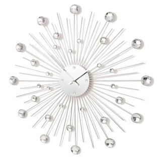 フランフラン(Francfranc)のフランフラン ビジュー時計 土曜限定値下げ(掛時計/柱時計)