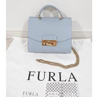 フルラ(Furla)のFURLA フルラ 2way ショルダーバッグ メトロポリス  ハンドバッグ(その他)